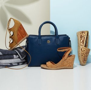 Up to 25% off With Tory Burch Bag Purchase @ Bloomingdales