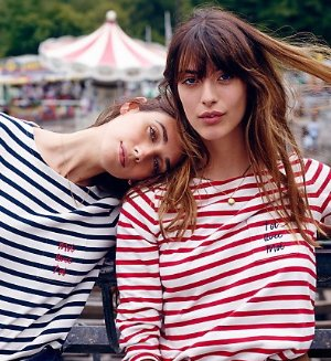 New Arrival Sézane x Madewell Capsule Collection