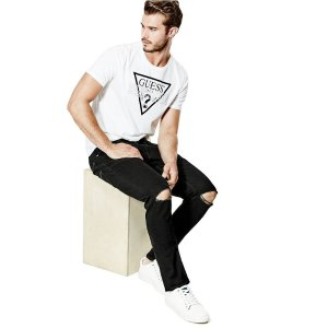 Slim Tapered Jeans | GUESS.com
