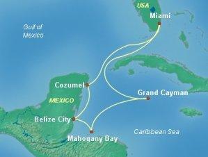 $399+ 7-Day W. Caribbean Cruise - Carnival Splendor @ Cruise.com