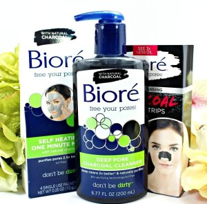 $1.00 off Biore Nose Strips and Cleansers