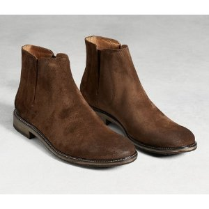 Sid Crepe Chelsea Boot
