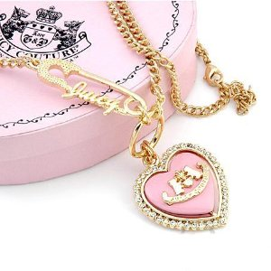 50% Off + Extra 50% Off Jewelry & Accessories @ Juicy Couture