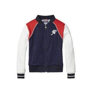 Th Kids Knit Bomber Jacket | Tommy Hilfiger USA