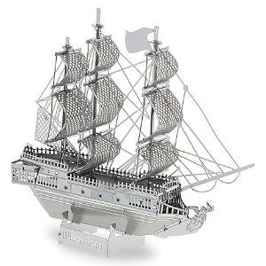 Black Pearl Metal Earth 3D Model Kit | Disney Store
