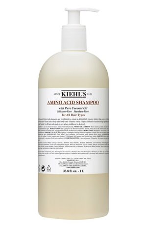 Only $35 +Free Gift Kiehl's Jumbo Amino Acid Shampoo@ Nordstrom, Dealmoon Exclusive