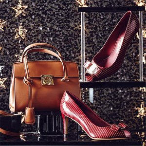 Up to 50% Off Salvatore Ferragamo Handbags & Shoes @ Rue La La Dealmoon Exclusive