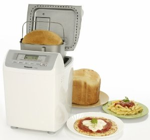 Bread Maker with Automatic Fruit and Nut Dispenser SD-RD250
