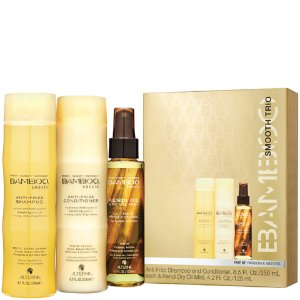 Alterna Bamboo Smooth Holiday Trio (Worth £54.50) - SkinCareRx