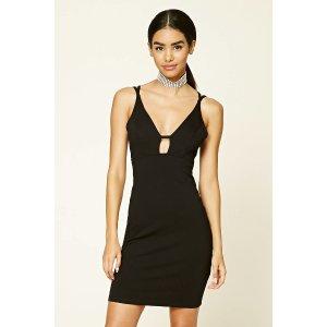 Bodycon Mini Cami Dress