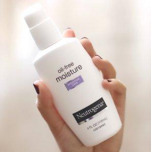 $5.12 Neutrogena Oil-Free Moisture Sensitive Skin, 4 Fl. Oz