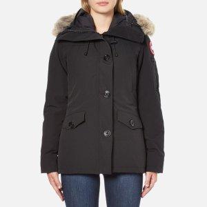 Canada Goose Women's Montebello Parka - Black - Free UK Delivery over £50