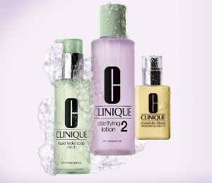 7-pc Free Gifts(Value $70) with Clinique Purchase over $27 @ Bon-Ton