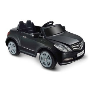 Kid Motorz One-Seater Mercedes Benz E550 6-Volt Battery-Operated Ride-On - Walmart.com