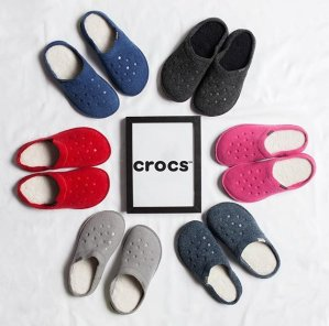 Up to 50% Off + Extra 15% Off 2Clearance Items @ Crocs