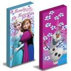 $9.98 Disney Frozen Glow in the Dark Canvas Wall Art, 2-Pack