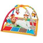 $29.98 Infantino Safari Fun Twist and Fold Activity Gym and Play Mat