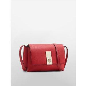pebble crossbody clutch | Calvin Klein