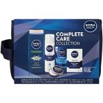 Nivea for Men 5 Piece Complete Care Plus Dopp Bag Gift Set