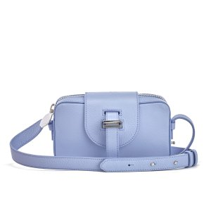 meli melo Women's Micro Box Cross Body Bag - Pale Lavender - Free UK Delivery over £50