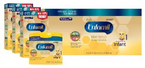 Enfamil Infant Baby Formula - 121.8oz Powder Combo Pack
