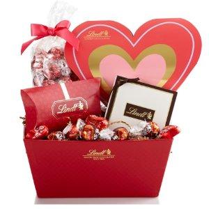 My Valentine Gift Basket