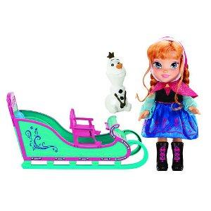 Disney Frozen Anna and Sleigh