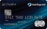 Earn 50,000 Bonus Miles After Required SpendBarclaycard Arrival Plus(TM) World Elite MasterCard®