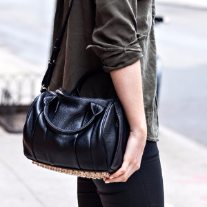 Last Day!$100 Off with Alexander Wang Handbags Purchase @ Neiman Marcus