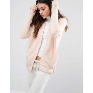 River Island | River Island Knitted Bomber Jacket