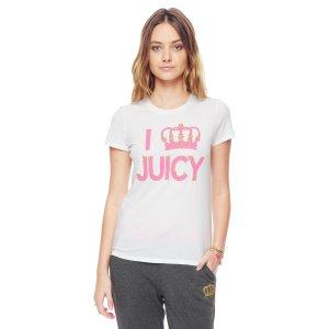 JUICY CROWN GRAPHIC TEE