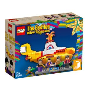 LEGO Ideas: The Beatles Yellow Submarine (21306) Toys | TheHut.com