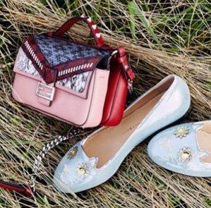 Up to 43% Off Fendi & More Designer Handbag, Shoes On Sale @ Rue La La