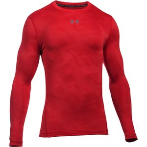 Under Armour Men's ColdGear Jacquard Crew Long Sleeve Shirt