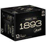 Pepsi Cola 1893, Original Cola, Certified Fair Trade Sugar, Real Kola Nut Extract (Pack of 12)