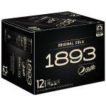 Pepsi Cola 1893, Original Cola, Certified Fair Trade Sugar, Real Kola Nut Extract (Pack of 12)
