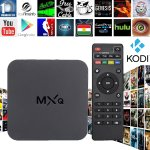 Zenoplige MXQ Amlogic S805 Quad Core Android TV Box