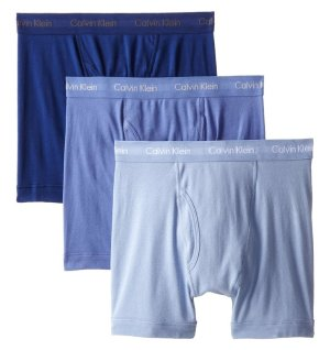 Calvin Klein Men's 3-Pack Cotton Classic Boxer Brief