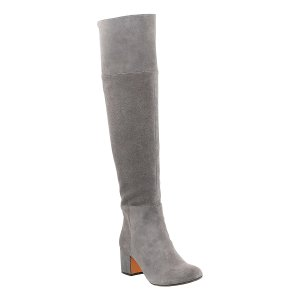 Clarks Barley Ray Suede Knee-High Boot | zulily