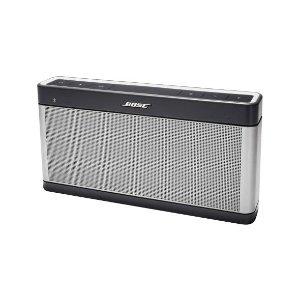 Buy Bose SoundLink Bluetooth Speaker III - Microsoft Store