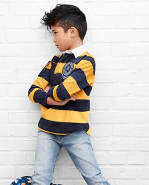 Extra 40% Off + Free Shipping Kid and Baby Apparel Sale @ Gap.com