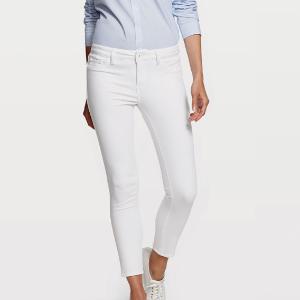 Florence Crop Jean - Porcelain | DL1961 Premium Denim|DL1961 Premium Denim | 4 Way Stretch | Xfit Jeans | Shop Womens & Mens Jeans, Perfect Fitting Jeans