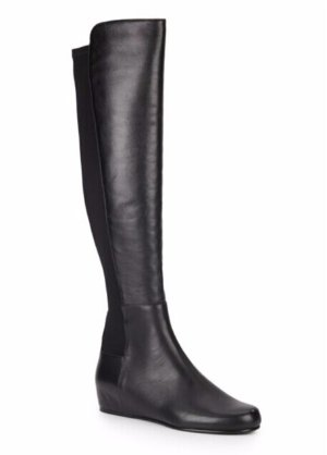 Stuart Weitzman Over-The-Knee Wedge Boots @ Saks Off 5th