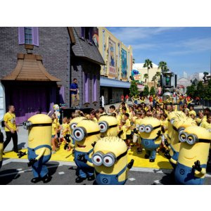 【5 Day LA Theme Parks Tour】
