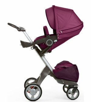 $1099无税包邮 (原价$1225)Stokke Xplory 高景观婴儿推车,多色可选