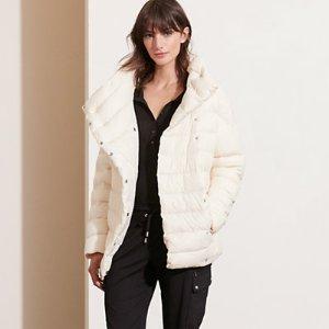 Funnelneck Down Coat - Coats � Coats & Trenches - RalphLauren.com