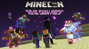 Free! Minecraft Minecon 2016 Skin Pack (Xbox One/360 & PS3/4)