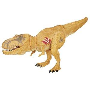 Jurassic World Bashers & Biters Tyrannosaurus Rex Figure | HasbroToyShop