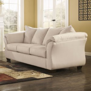 Signature Design by Ashley® Madeline Fabric Pad-Arm Sofa - JCPenney