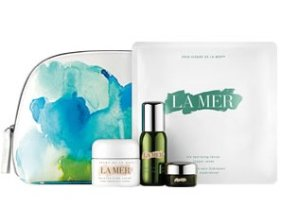 Free Small Miracles Collections (4-piece) with $350 THE REVITALIZING COLLECTION Purchase @ La Mer